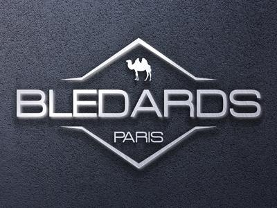 logo entreprise professionnel bledards paris