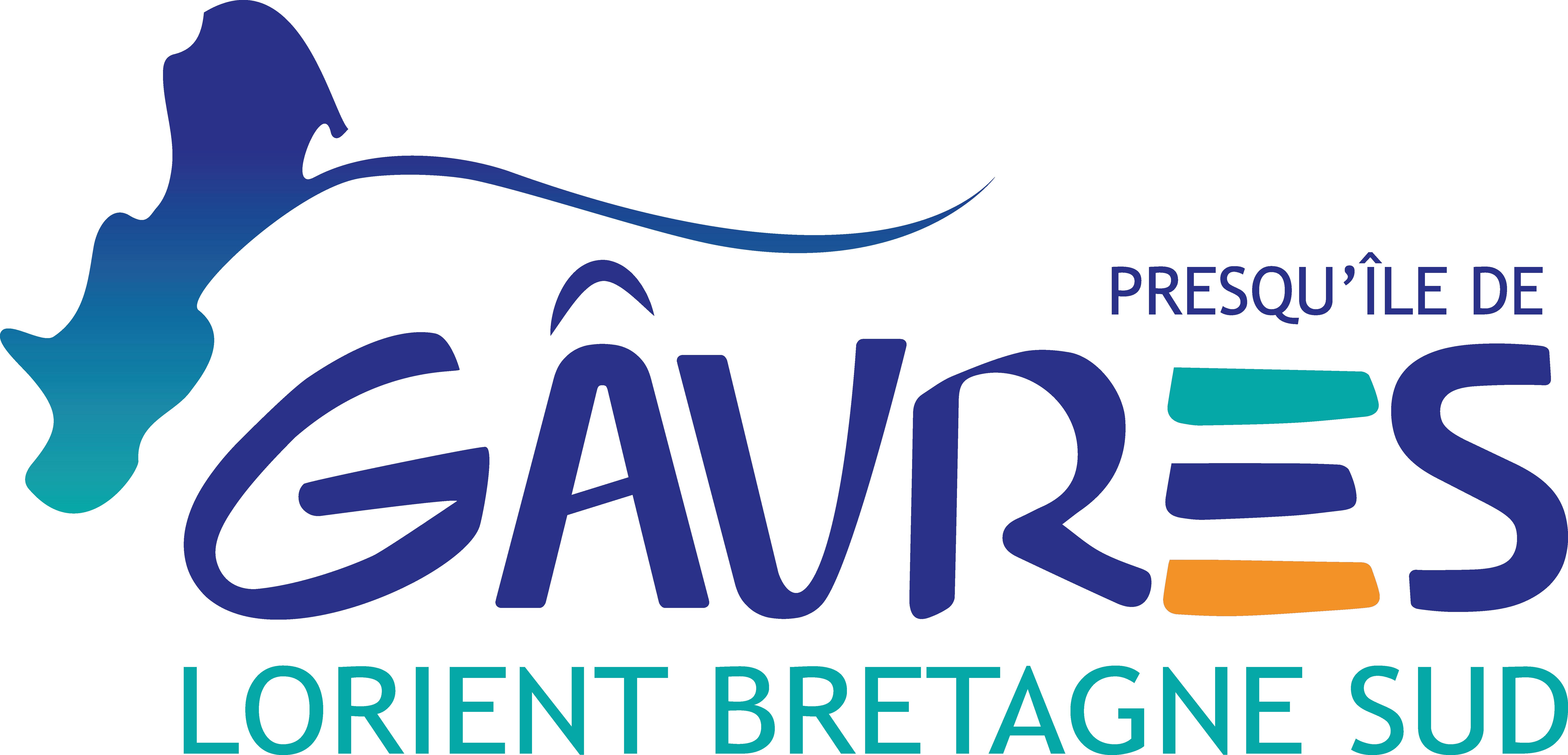 Logo Lorient Bretagne sud Gâvres
