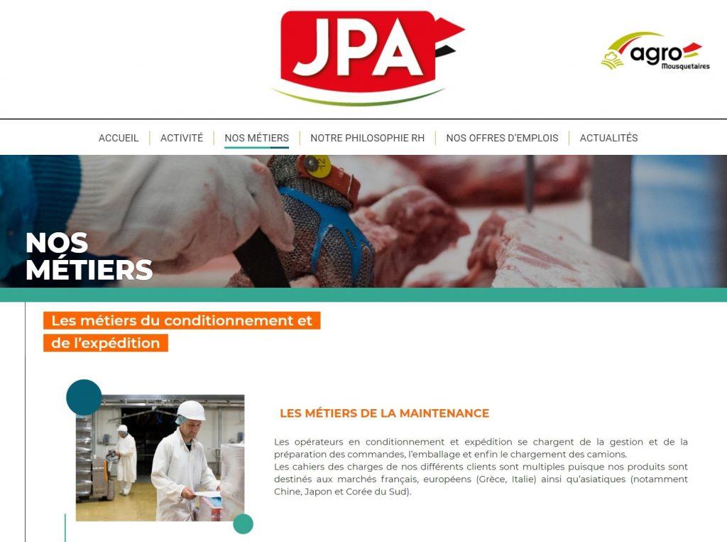 JPA Josselin Agromousquetaires