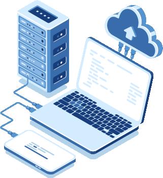 Hébergement web et gestion administrative noms de domaine