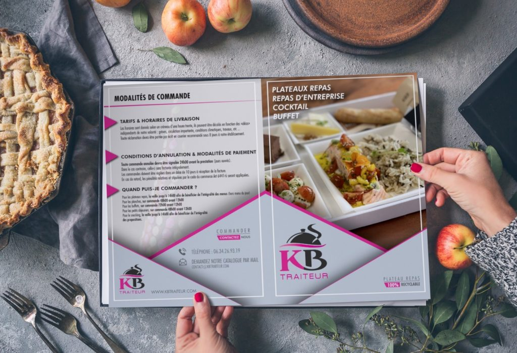 KB TRAITEUR brochure