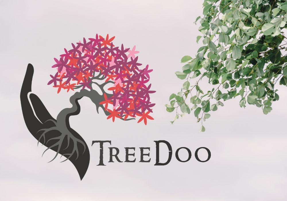 logo élagueur entretien de vos arbres